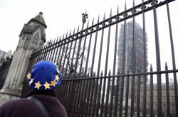 Pohled na londýnský Big Ben