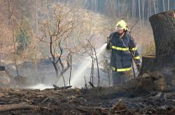 Počet zásahů hasičů ve Zlínském kraji vzrostl