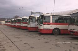 Staré autobusy Karosa