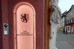 Kancelář ministerského předsedy Durynska