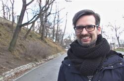 Odborník na etiku médií z Masarykovy univerzity Jan Motal