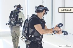 Virtuální realita na výcvik speciálních jednotek