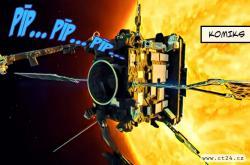 sluneční sonda