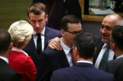 Účastníci evropského summitu