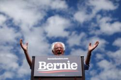 Bernie Sanders nešetři při kampani emocemi
