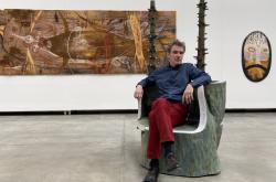 František Skále ve Fait Gallery