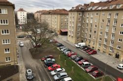 Vnitroblok v Brně - Žavbovřeskách