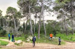 Masarykův les v Izraeli obnovovali brněnští arboristé