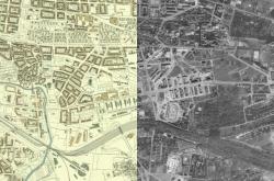 Výstava Dvě Prahy jasně ukazuje velkorysý růst Prahy za posledních 200