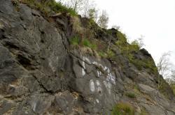 Nestabilní skalní masiv