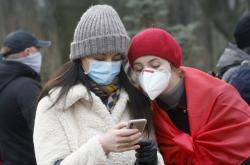Koronavirus na Ukrajině