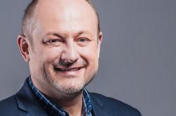 Radovan Auer, ředitel festivalu Svět knihy