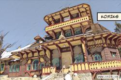 Obnova chaty Libušín se nezastavila