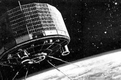 Dobová vizualizace družice TIROS