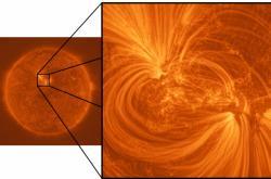 Nové snímky sluneční atmosféry