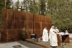 Pieta v Katyni v roce 2013