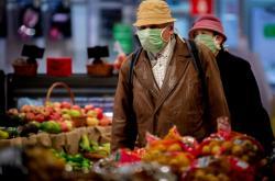 Nakupování v době koronaviru