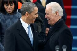 Barack Obama a Joe Biden