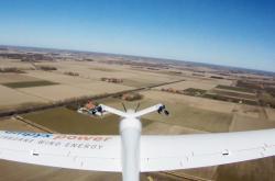 Drony vyrábějící elektřinu