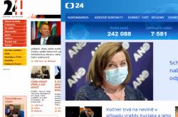 15 let webu ČT24