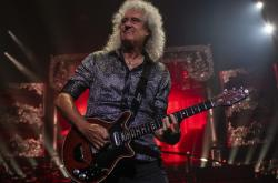 Kytarista kapely Queen Brian May