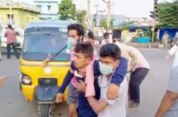 Následky úniku plynu v Indii