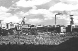 Důl Doubrava v Orlové