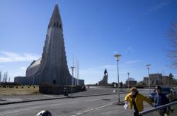 Island, ilustrační foto