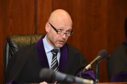 Nový předseda Nejvyššího soudu Petr Angyalossy