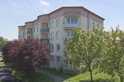 Družstevní byty v Olomouci