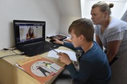 On-line výuka v době pandemie koronaviru