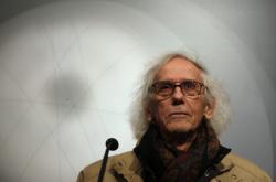 Zahalené stavby Christo Javačeva a jeho ženy Jeanne-Claude