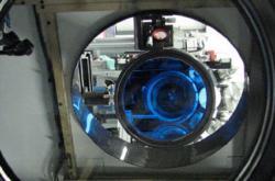 Trasa laserového svazku PALS