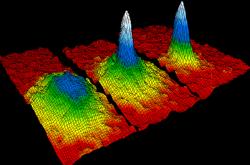 Vizualizace Bose-Einsteinova kondenzátu