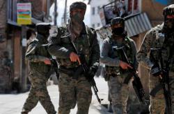 Indické ozbrojené složky v Kašmíru