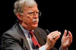 Bývalý bezpečnostní poradce amerického prezidenta John Bolton