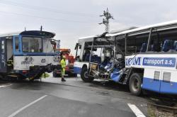 Nehoda u Benešova