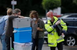 Šíření koronaviru v Německu
