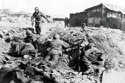 Korejská válka v historických obrazech
