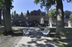 Na záku v Bruntále opravili zahradní sál