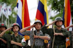 Veteráni Korejské války si připomínají 70 let od vypuknutí konfliktu