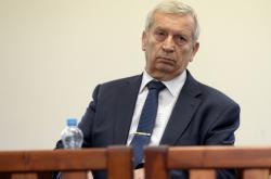 Bývalý šéf Úřadu pro zastupování státu ve věcech majetkových Miloslav Vaněk