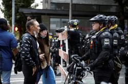 Ukončování autonomní zóny v Seattlu