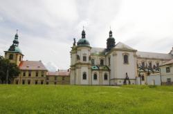 Cisterciácký klášter v Oseku