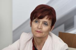 Šéfka Generálního finančního ředitelství Tatjana Richterová
