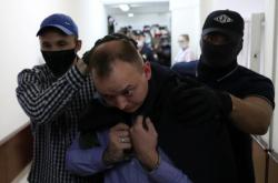 Zatčený Ivan Safronov