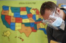 Počty nakažených v USA lámou rekordy