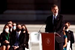 V Madridu proběhla tryzna za oběti covidu-19