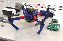 Dron využívající 5G sítě by mohl pomoci třeba při povodních