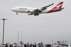 Společnost Quantas poslala Boeing 747 na poslední let